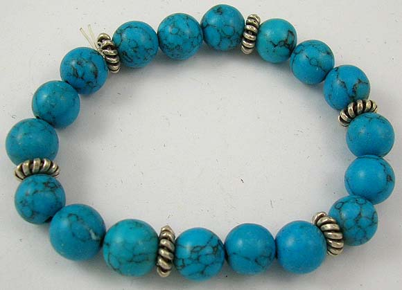 Fashion jewelry online wholesale distribute reconstructed for Turquoise colored fashion jewelry