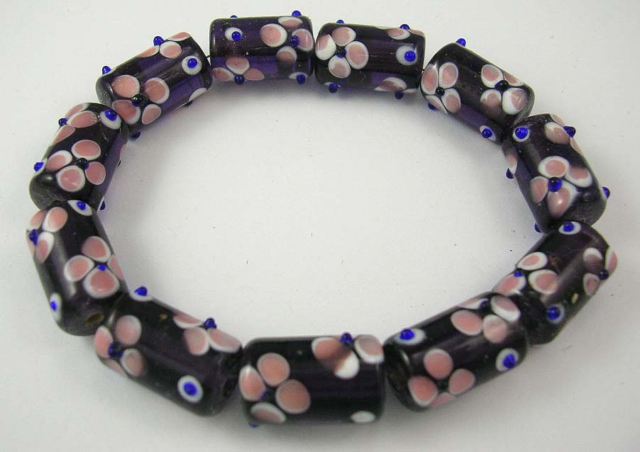 bracelet online jewelry shop supplies onyx bracelet with flower pattern, great for gifts
