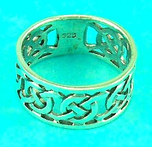 mayor online jewelry store supplies celtic symbol ring, perfect for gift choice